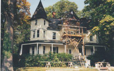 Buckingham Historic Home Exterior Restoration portfolio image